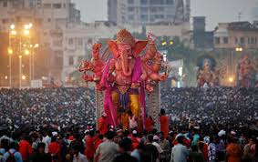 what is ganesh chaturthi why is it celebrated who is what is lokmanya tilak changed the festival from a private celebration to a grand public event to bridge the gap between brahmins and non brahmins and an
