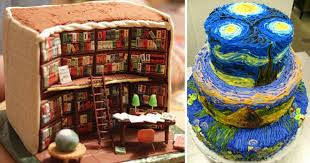 21 Creative Cakes That Blur The Line Between Confectionery And Art