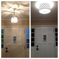 modern entryway lighting fixtures