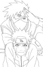 Small Picture Naruto Coloring Pages GetColoringPagescom