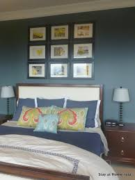 Peacock Colors Bedroom Stay At Home Ista Paint Colors