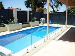 glass pool fences perth wembley pool