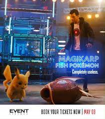 Event Cinemas - Pokemon