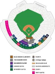 Nationals Tickets Seating Chart Nats Park Seating Chart