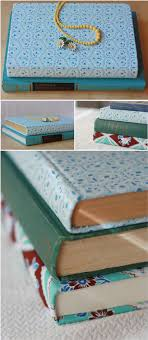 fabric covered book tutorial would be perfect for those cardboard books at joann s for a special gift