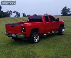 Wheel Offset 2009 Chevrolet Silverado 2500 Hd Super Aggressive 3 5 ...