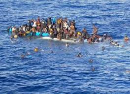 end deaths on the sea by ending the wars around it rdquo an essay capsized migrant ship in the mediterranean