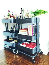 rolling office cart. Mobile Office Cart Full Size Of Storage Wonderful Rolling Two