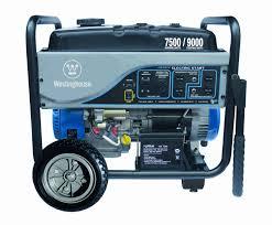 portable generators. Westinghouse WH7500E Portable Generator Review Generators B