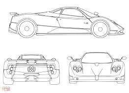 Sports Car Coloring Pages Xflt Sport Car Coloring Page Free