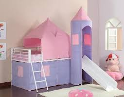 bedroom furniture for girls castle. Beautiful Bedroom Coaster Girl Castle Loft Bed With Slide Available Online In Dallas Fort  Worth Texas Throughout Bedroom Furniture For Girls I
