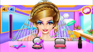 best games for kids makeup braided hair salon dress up care beauty game