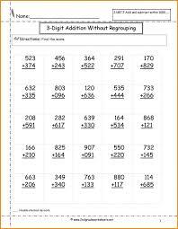 Kids. 2nd grade worksheets math: Second Grade Addition Worksheet ...