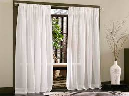 image of sliding glass door curtains style