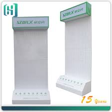 In Store Display Stands Retail Store White Color Display Shelves For Retail Storesshelf 1