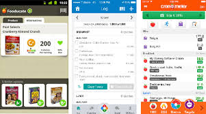Calorie Chart App Top 7 Best Calorie Counter Apps For Android And Iphone