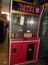 How To Win Vending Machine Games Simple CANDY CRANE PLAY TILL YOU WIN Arcade Machine Game For Sale EXTRA