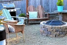 10 creative diy backyard fire pits