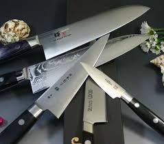 Handmade Japanese Kitchen KnivesJapanese Kitchen Knives