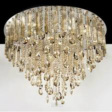 Chandeliers Design:Amazing Ceiling Chandelier Decorative Light Crystal In  Gold Arrow Led