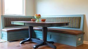 Corner Dining Room Table With Bench Kitchen Oak Veneer Wood Set And