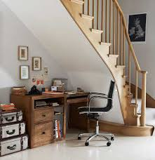 under stairs office. Office Under Stairs