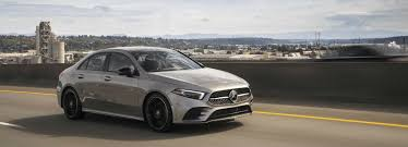 What Are The 2019 Mercedes Benz A Class Color Options