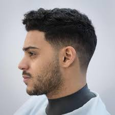 Cute Short Hairstyles For Curly Hair With The Best Haircuts Men 2019