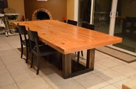 How To Build A Rustic Wood Table