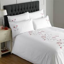 riva home marissa fl embroidered duvet cover set