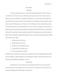 cover letter example of an essay written in apa format example of cover letter how to write an apa paper formatexample of an essay written in apa format