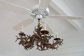 light crystal ceiling fan modern fans chandelier style combo white outdoor wood chandeliers for bedroom pendant