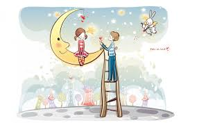 Free Cartoon Love Couple Wallpapers ...