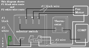 wiring diagram instructions com central air conditioners