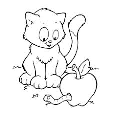 24 worm coloring pages printable. Top 30 Apple Coloring Pages For Your Little Ones