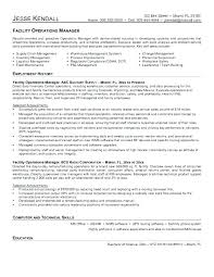 Facility Manager Resume Samples Athletic Director Resume 1 Facilities Manager Sample And Facility