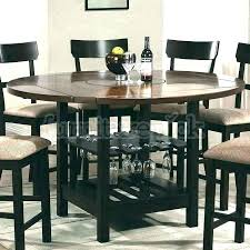 high top kitchen table 8 chairs tall sets round dining cool sink singapore