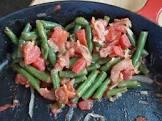 amish schnitzel beans