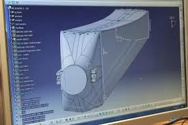 Cad Cam Computer Pattern Designing Retrac Composites Cad Cam Design
