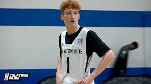 2020 PG Nico Mannion Highlights ...