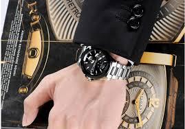 aliexpress com buy automatic mechanical classic mens watches aliexpress com buy automatic mechanical classic mens watches luxury brand stainless steel black ceramic multifunction designer wristwatch men clock from