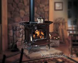 hampton wood heating stove hampton cast iron wood stove model h305 large