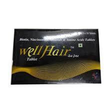 sg well hair tablets 10 x 1 x 10