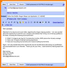 How To Email A Resume 7 Cv Sent Mail Format Instinctual Intelligence