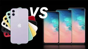 Iphone 11 Vs Samsung Galaxy S10 All New Iphones Compared To