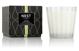 nest fragrances logo. Brilliant Fragrances NEST Fragrances 3Wick Candle Bamboo 212 Oz Intended Nest Logo