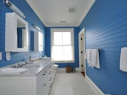 Small Blue Bathrooms Bathroom Paint Ideas Brown