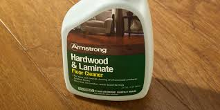 >armstrong hardwood floor cleaner review