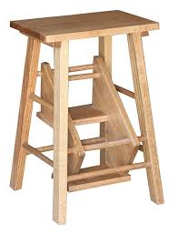 folding step stool from dutchcrafters amish furniture