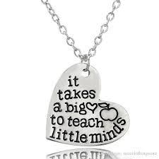 teacher pendant